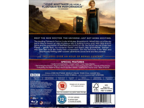 Doctor Who - The Complete Series 11 [Blu-ray] [2018] (Blu-ray)