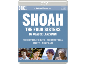 Shoah: The Four Sisters (Masters of Cinema)  (Blu-ray)