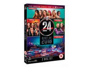 WWE: WWE24 - The Best of 2018 [DVD]