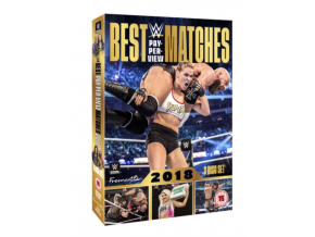 WWE: Best PPV Matches 2018 [DVD]