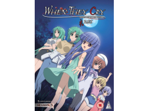 When They Cry: REI S3 Collection [DVD] [2018]