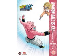 Dragon Ball Z KAI Final Chapters: Part 3 (Episodes 145-167) [DVD]