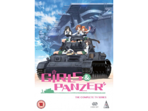 Girls Un Panzer Collection (DVD)