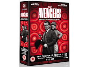 The Avengers: The Complete Series 2 and Surviving Episodes... (1963) (DVD)