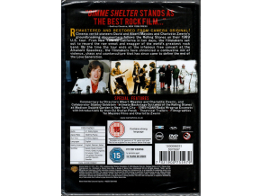 Rolling Stones - Gimme Shelter (DVD)