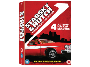 Starsky And Hutch - Seasons 1-4 The Complete Collection (DVD)
