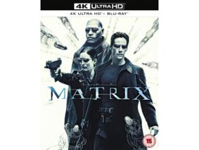 The Matrix [Blu-ray] (4K Ultra HD)