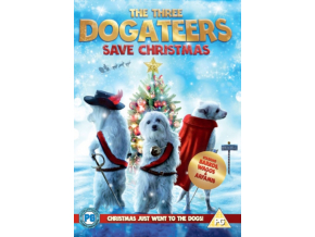 The Three Dogateers Save Christmas (DVD)