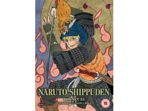 Naruto Shippuden Box 35 (Episodes 445-458) [DVD]
