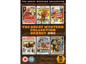 The Great Western Collection: One (1972) (DVD)