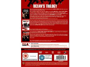 Ocean's Eleven / Ocean's Twelve / Ocean's Thirteen (DVD)