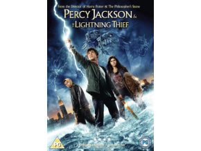 Percy Jackson And The Lightning Thief (2012) (DVD)