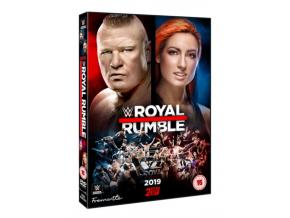 WWE: Royal Rumble 2019 [DVD]
