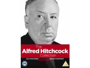 Alfred Hitchcock - Master Of Suspense - The Signature Collection (DVD)