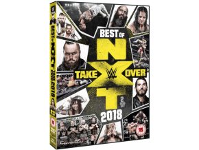 WWE: Best Of NXT TakeOver 2018 [DVD]
