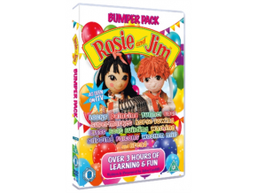Rosie And Jim Bumper Pack 1 (DVD)