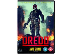 Dredd (2012) (DVD)