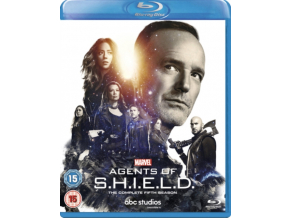 Marvel's Agents Of S.H.I.E.L.D. Season 5 [Blu-Ray] [2018] [Region Free]