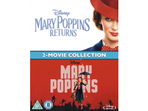 Mary Poppins Returns Doublepack [Blu-ray] [2018] [Region Free]