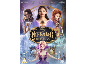 The Nutcracker And The Four Realms [DVD]