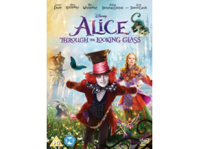Alice Through The Looking Glass (2016) (DVD)