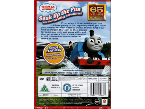 Thomas And Friends - Splish  Splash  Splosh (DVD)