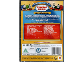 Thomas And Friends - Classic Collection - Series 8 (DVD)