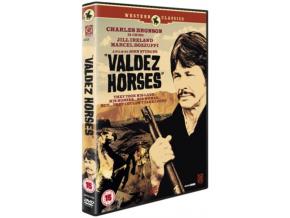 Valdez Horses (1973) (DVD)
