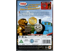Thomas And Friends - The Lion Of Sodor (DVD)