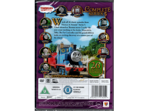 Thomas And Friends - Complete Series 5 (DVD)