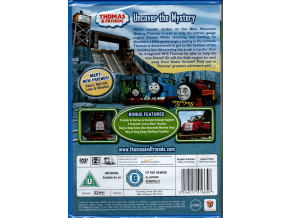 Thomas & Friends - Blue Mountain Mystery (DVD)
