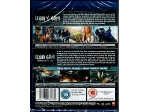 Iron Sky 1 & 2 Boxset [Blu-ray]