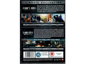Iron Sky 1 & 2 Boxset [DVD]
