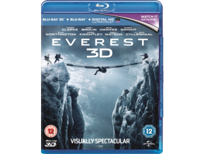 Everest 3D [2 Blu-ray]