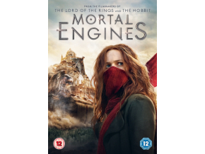 Mortal Engines (2019) (DVD)