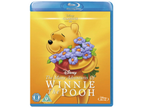 Many Adventures of Winnie the Pooh (Blu-ray)