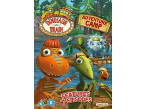 Dinosaur Train: Adventure Camp (DVD)