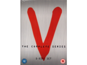 dvd v the complete series