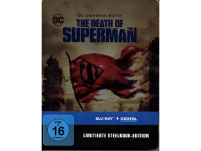 blu ray steelbook the death of superman