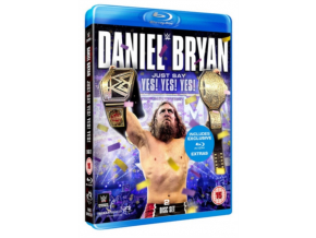 WWE: Daniel Bryan - Just Say Yes! Yes! Yes! (Blu-ray)