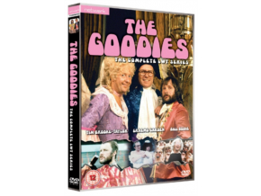 Goodies - The Complete LWT Series (DVD)