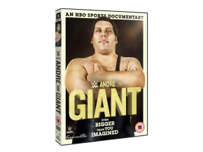 WWE: Andre The Giant (DVD)
