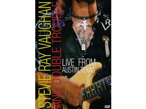 Stevie Ray Vaughan - Live From Austin  Texas (DVD)