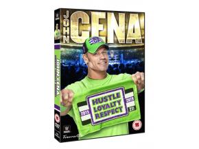 WWE: John Cena - Hustle  Loyalty  Respect (DVD)