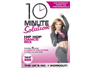 10 Minute Solution - Hip Hop Dance Mix (DVD)