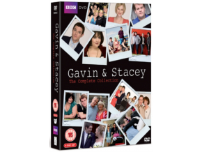 Gavin And Stacey - Series 1-3 And 2008 Christmas Special (DVD)