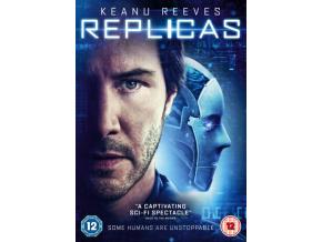 Replicas (2018) (DVD)