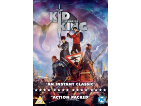 The Kid Who Would Be King (DVD)