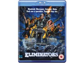 Eliminators (Blu-ray) (1986)
