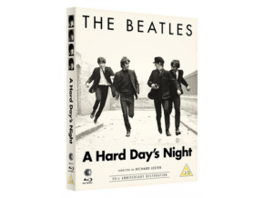 A Hard Day's Night: 50th Anniversary Restoration (Blu-Ray)
